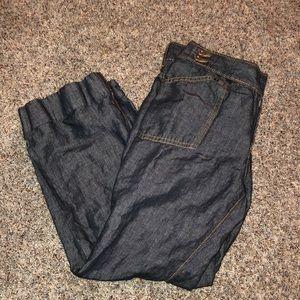 Nautica jeans capris size 8 cropped Capri pants